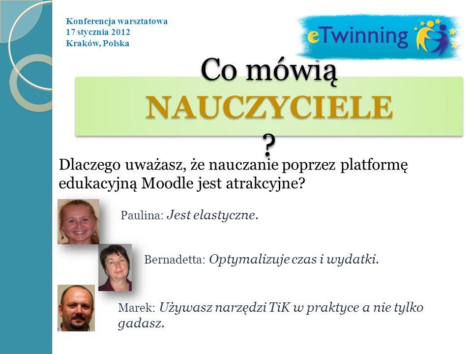 Konferencja warsztatowa