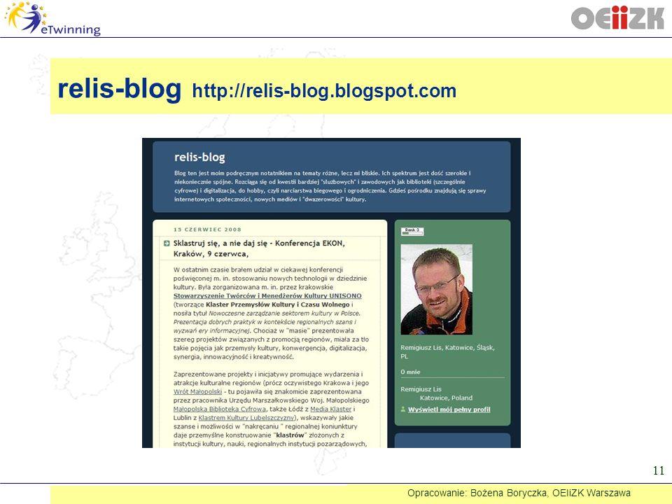 relis-blog http://relis-blog.blogspot.com