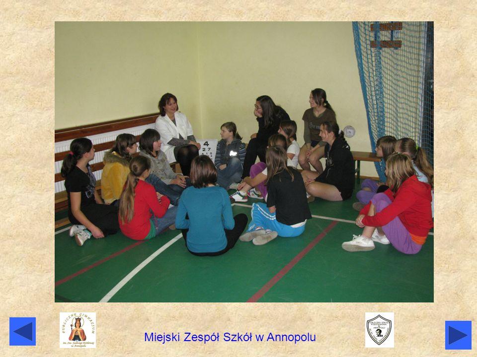 Miejski Zespół Szkół w Annopolu