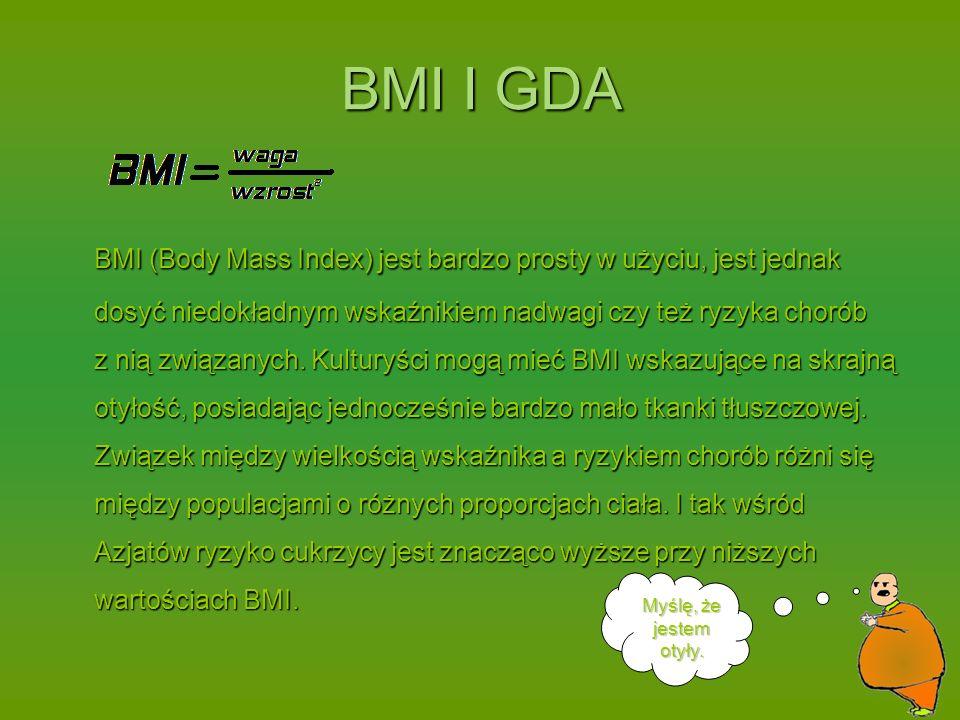 BMI I GDA