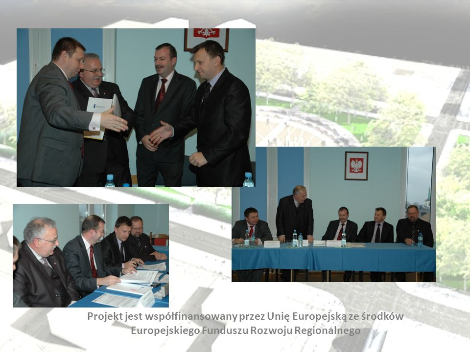 Projekt jest współfinansowany przez Unię Europejską ze środków
