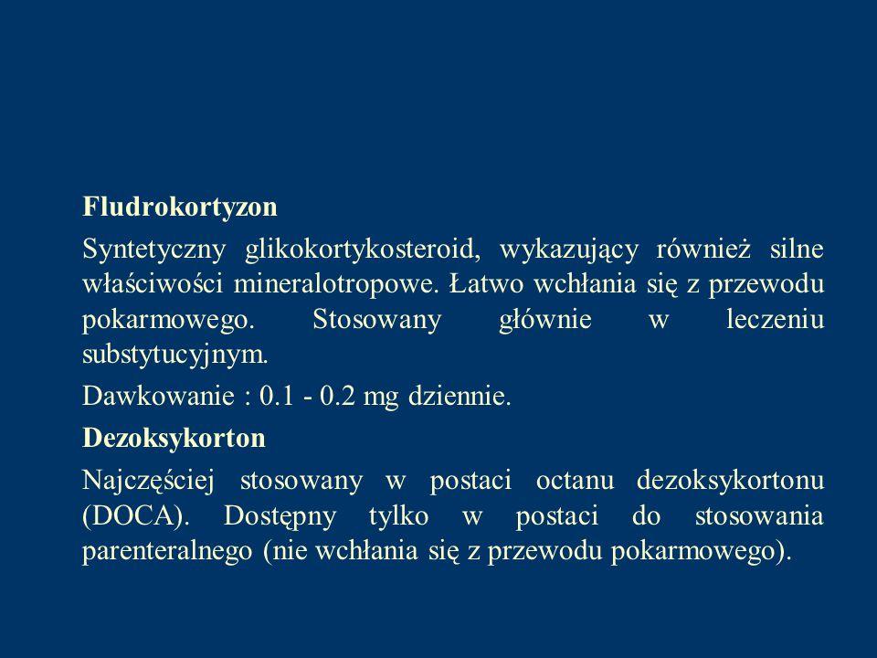 Fludrokortyzon