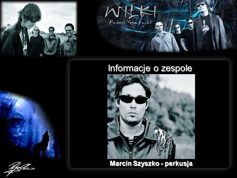 Marcin Szyszko - perkusja