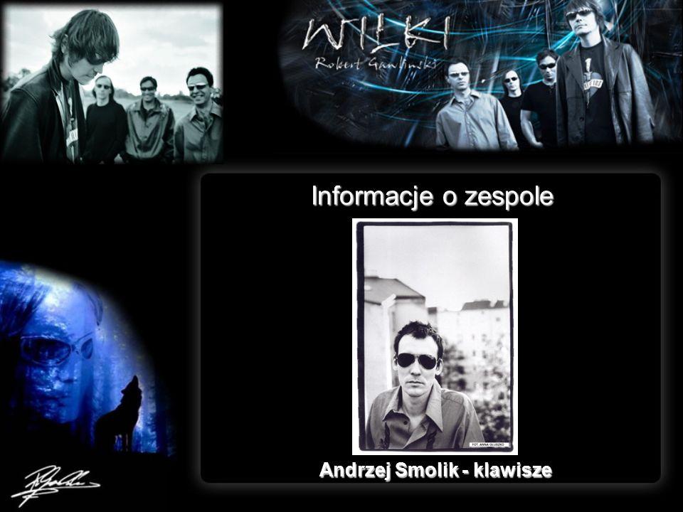Andrzej Smolik - klawisze