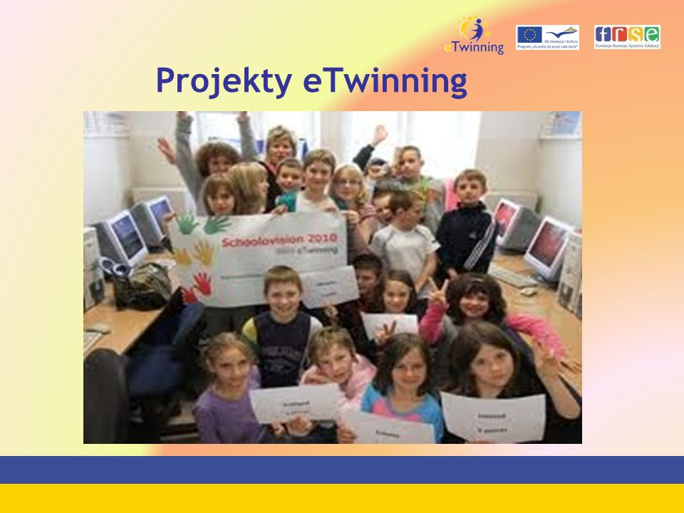 Projekty eTwinning