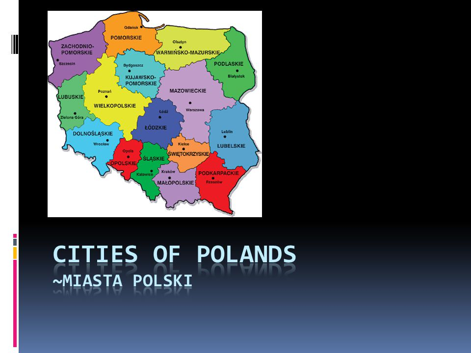 Cities of Polands ~Miasta Polski