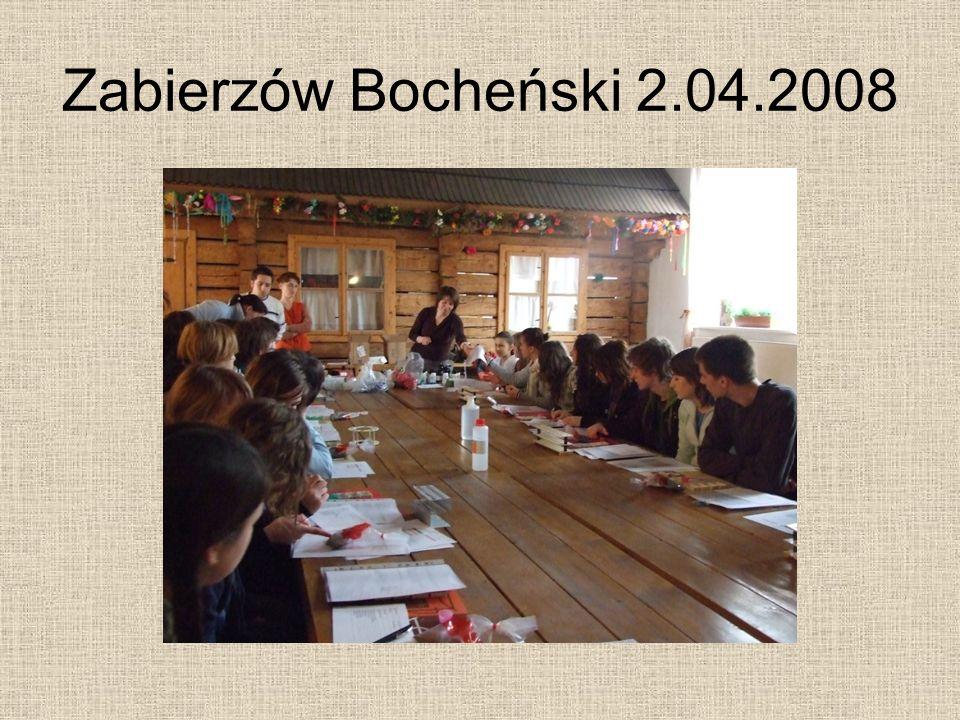 Zabierzów Bocheński 2.04.2008