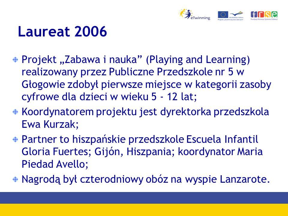 Laureat 2006