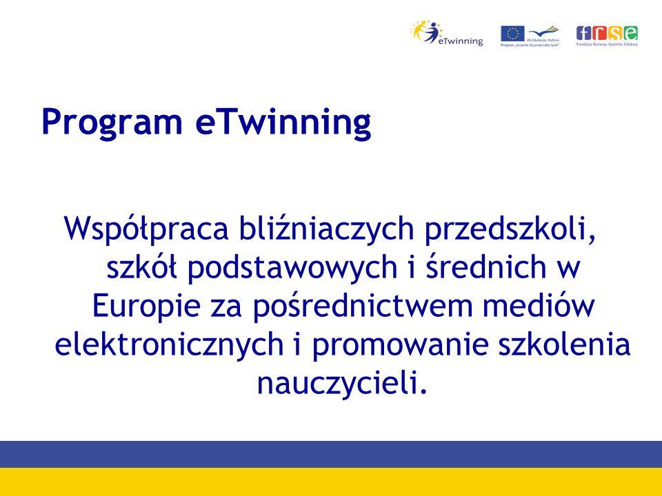 Program eTwinning