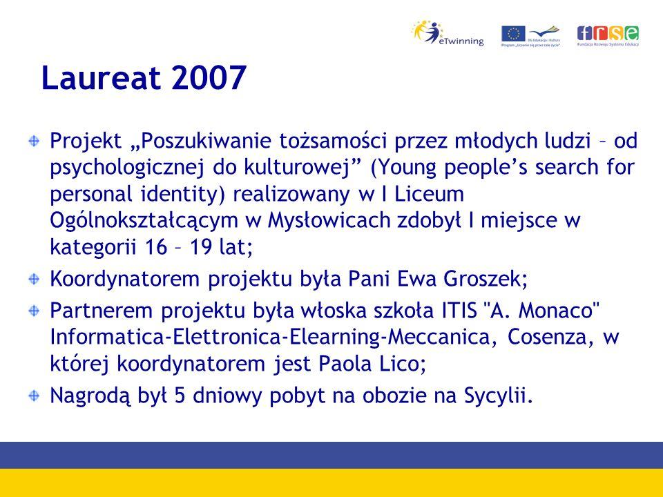 Laureat 2007