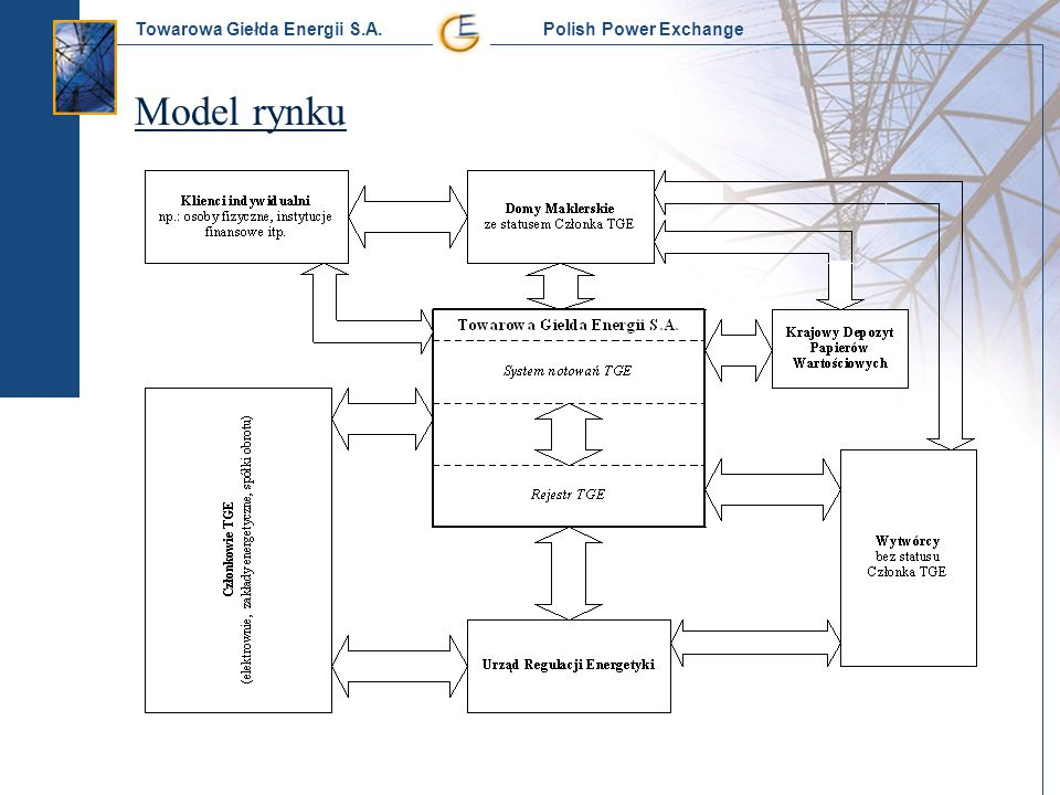 Model rynku