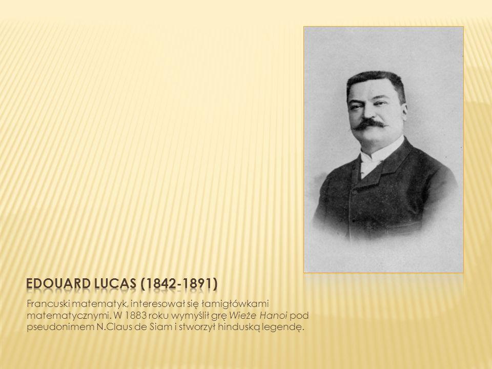 Edouard Lucas (1842-1891)