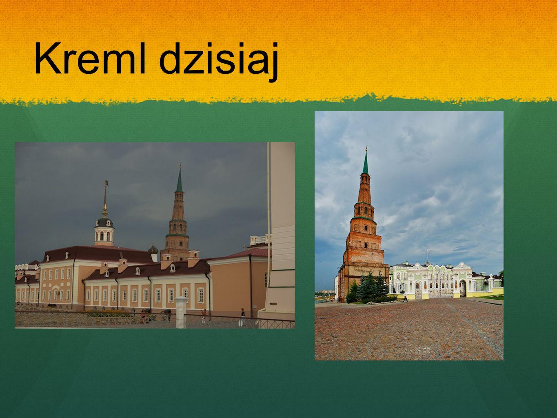 Kreml dzisiaj