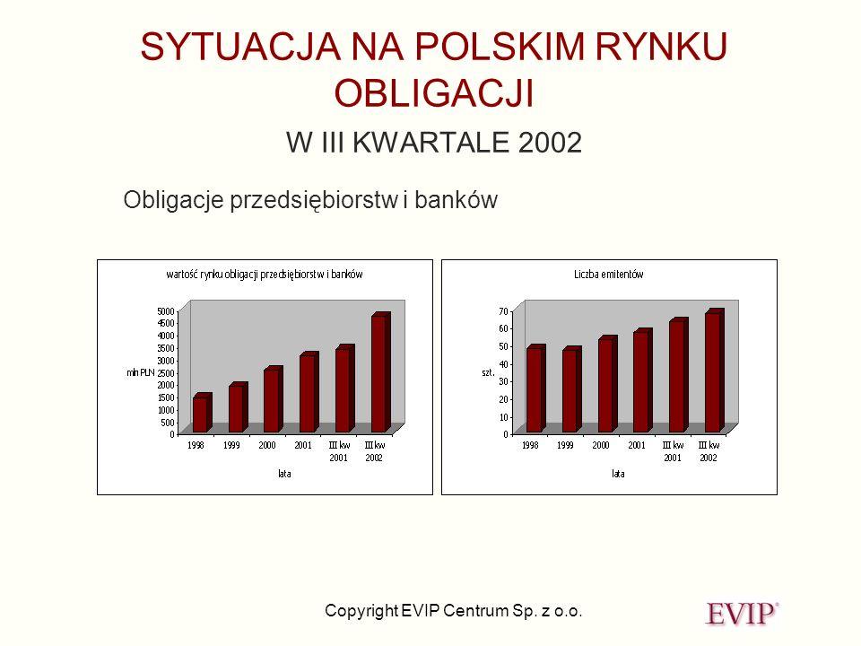 SYTUACJA NA POLSKIM RYNKU OBLIGACJI W III KWARTALE 2002