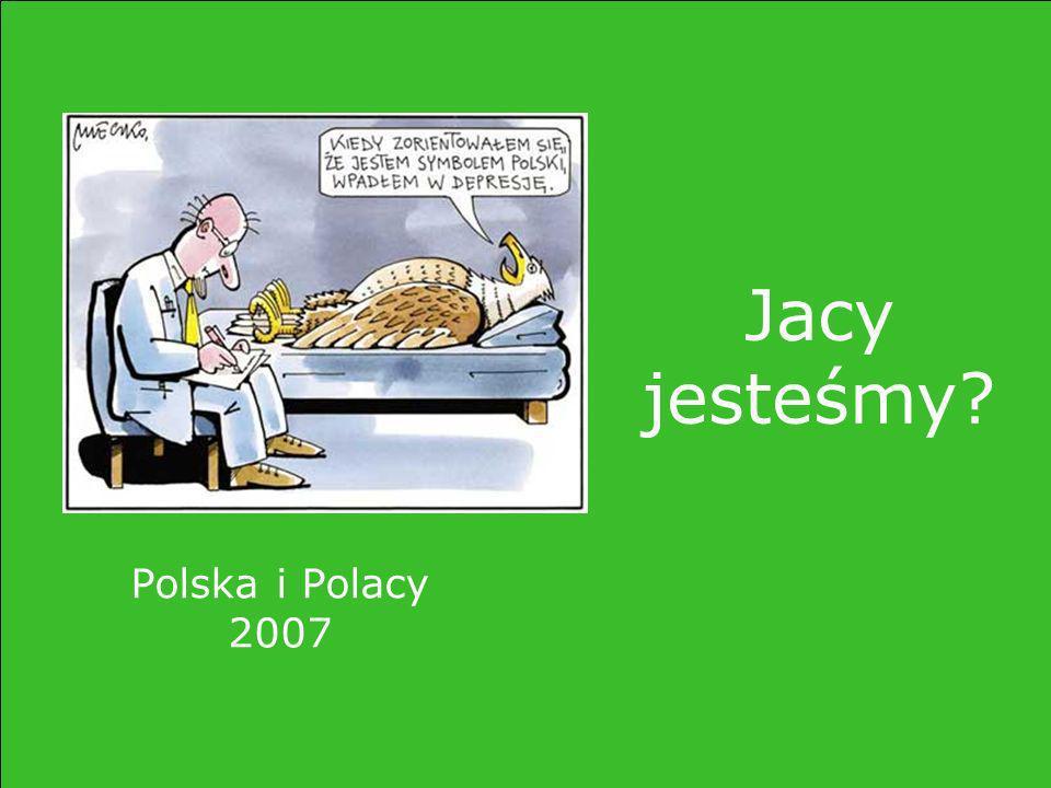 Jacy jesteśmy Polska i Polacy 2007