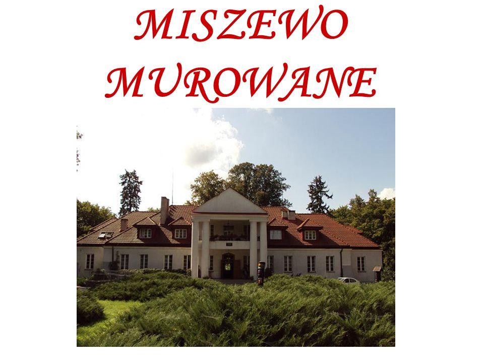MISZEWO MUROWANE