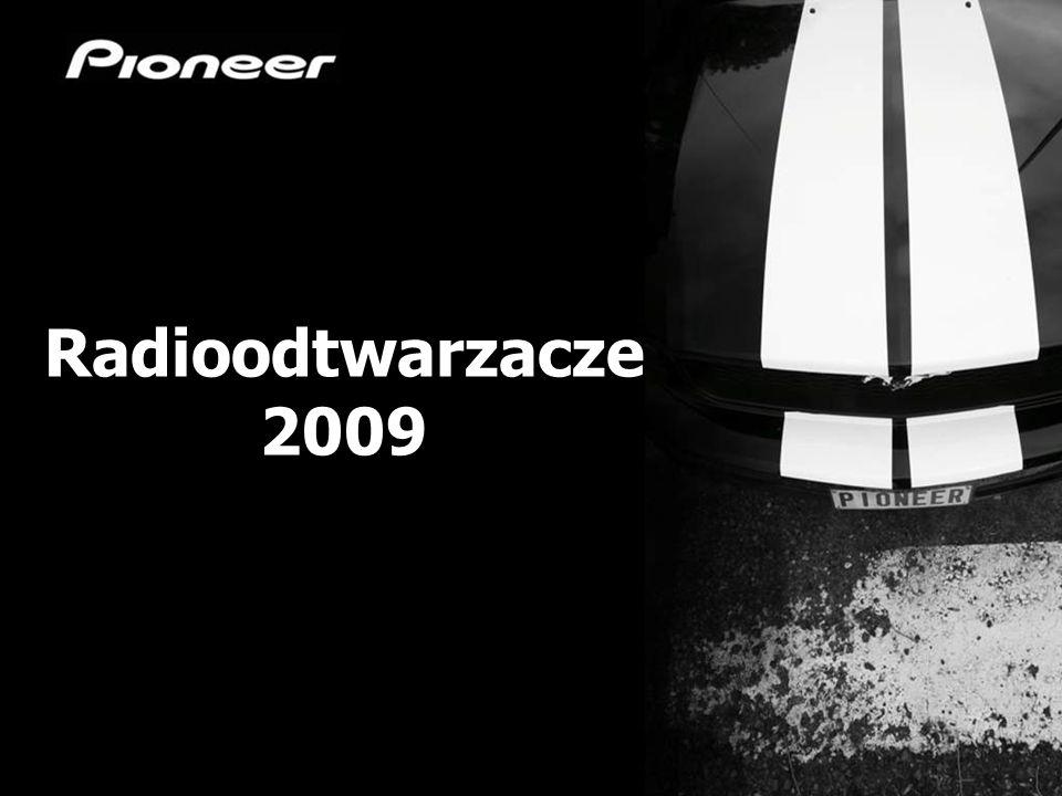 Radioodtwarzacze 2009