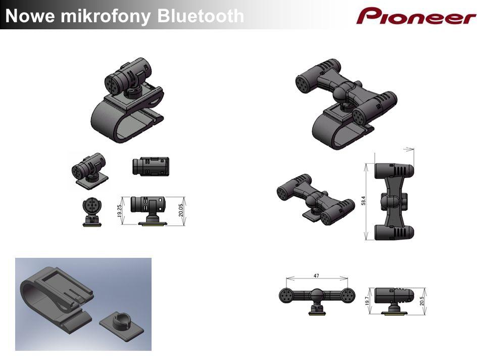 Nowe mikrofony Bluetooth