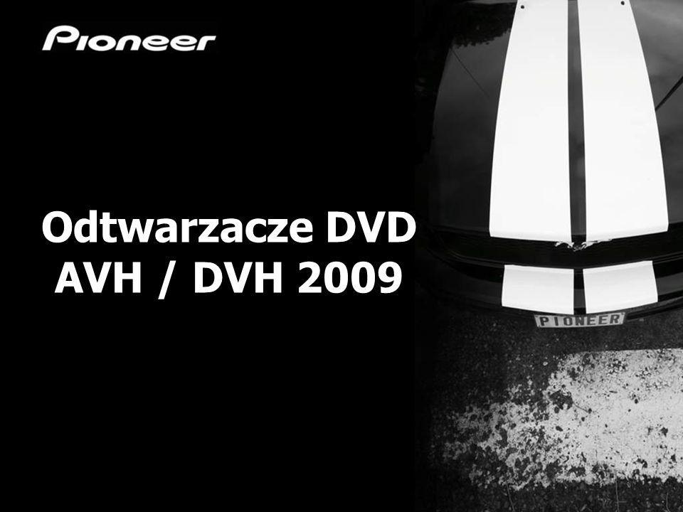 Odtwarzacze DVD AVH / DVH 2009
