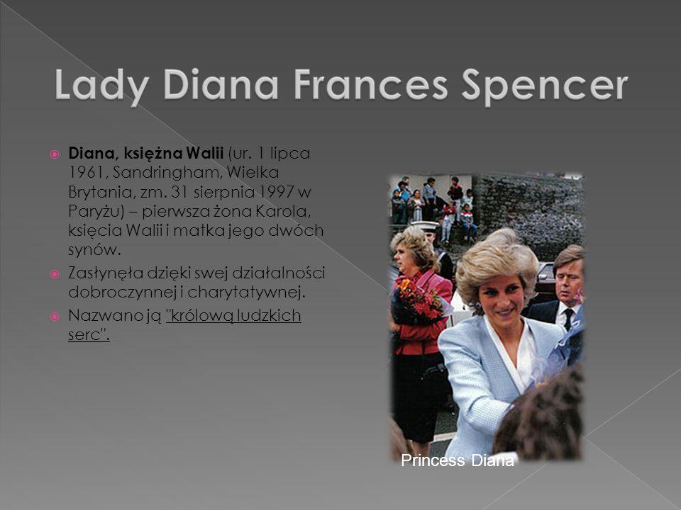 Diana, księżna Walii (ur