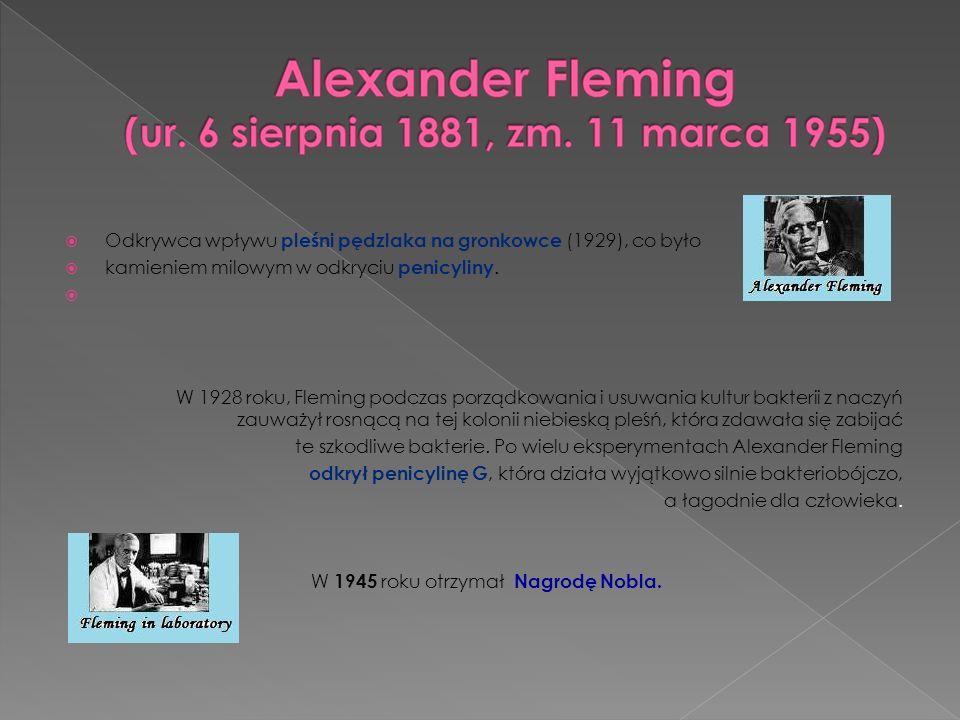 W 1945 roku otrzymał Nagrodę Nobla.