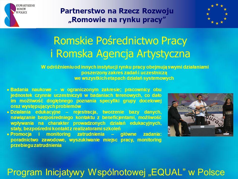 Romskie Pośrednictwo Pracy i Romska Agencja Artystyczna
