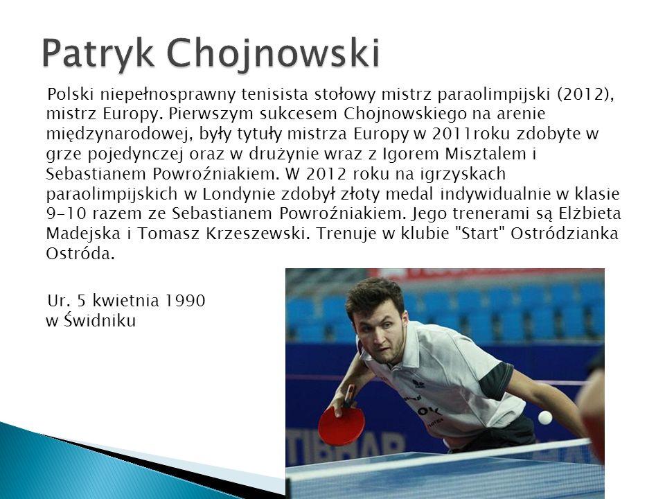 Patryk Chojnowski