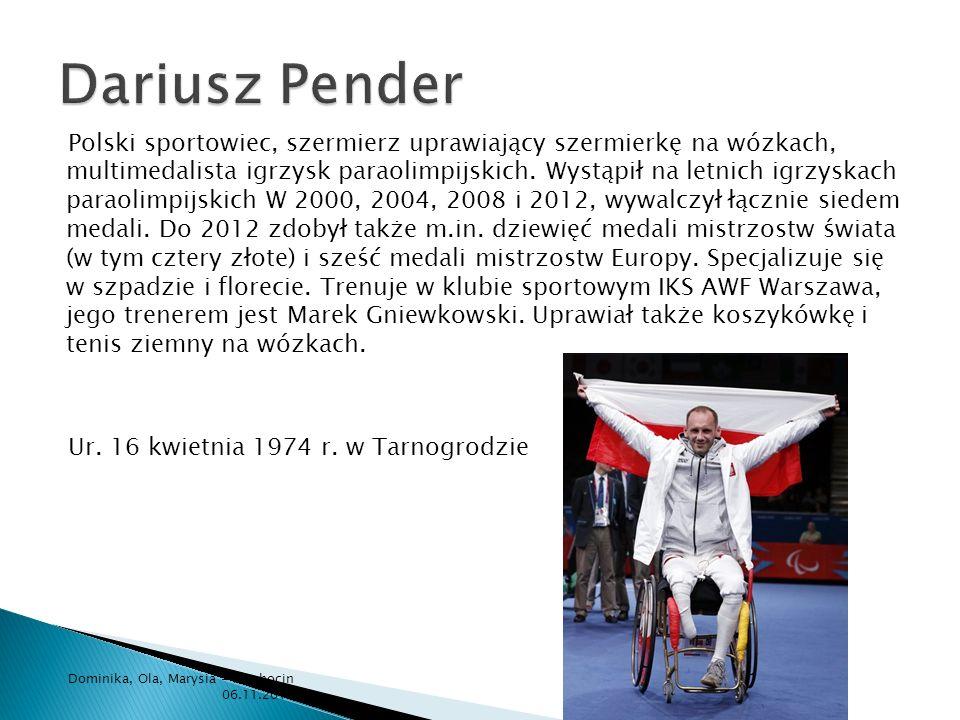 Dariusz Pender