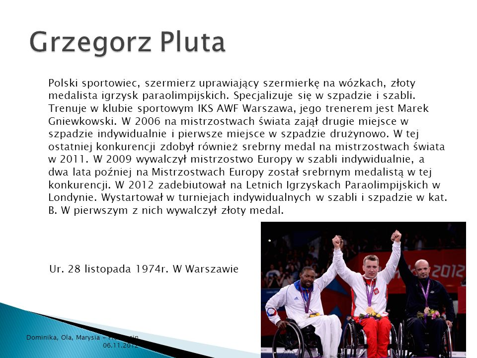 Grzegorz Pluta