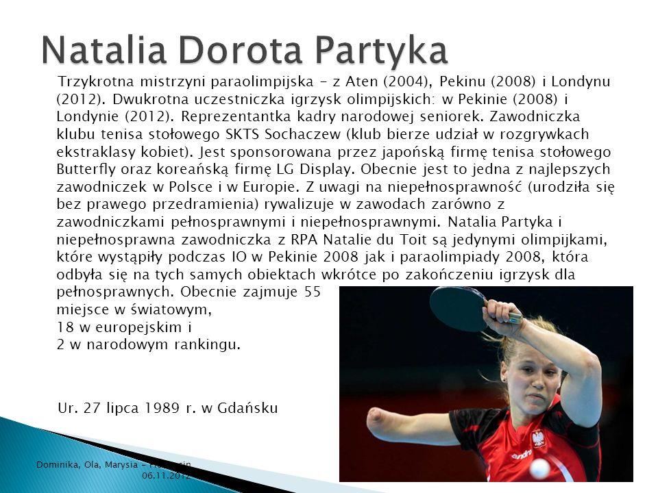 Natalia Dorota Partyka