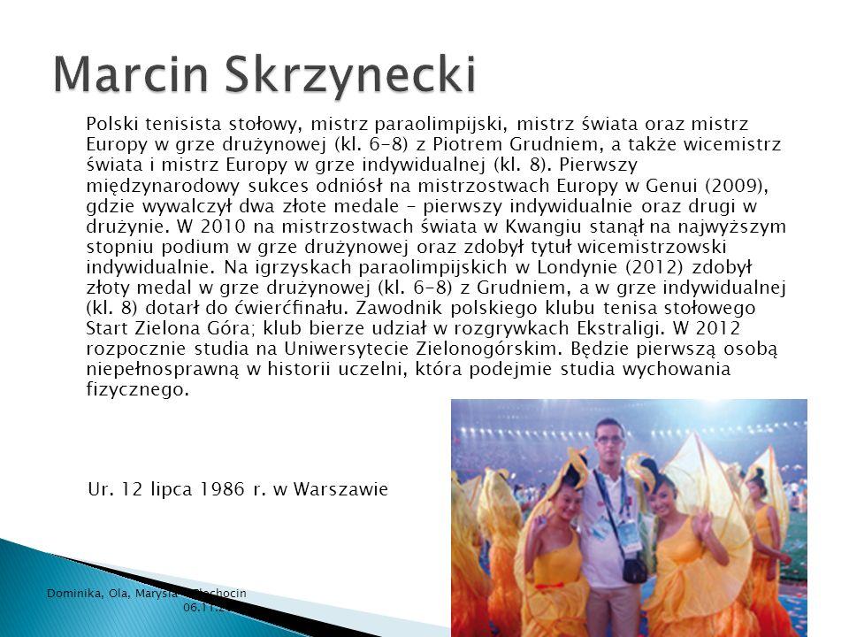 Marcin Skrzynecki
