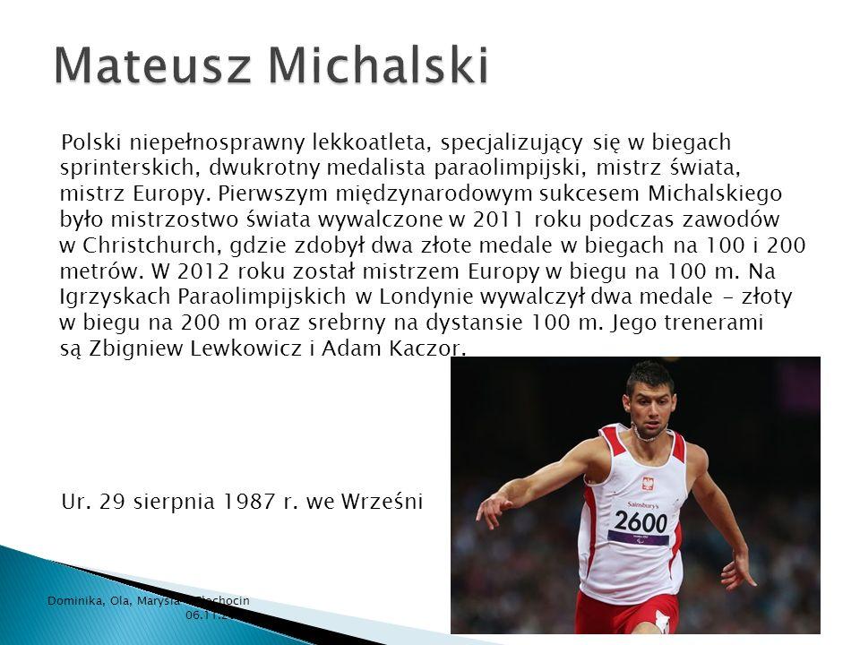 Mateusz Michalski