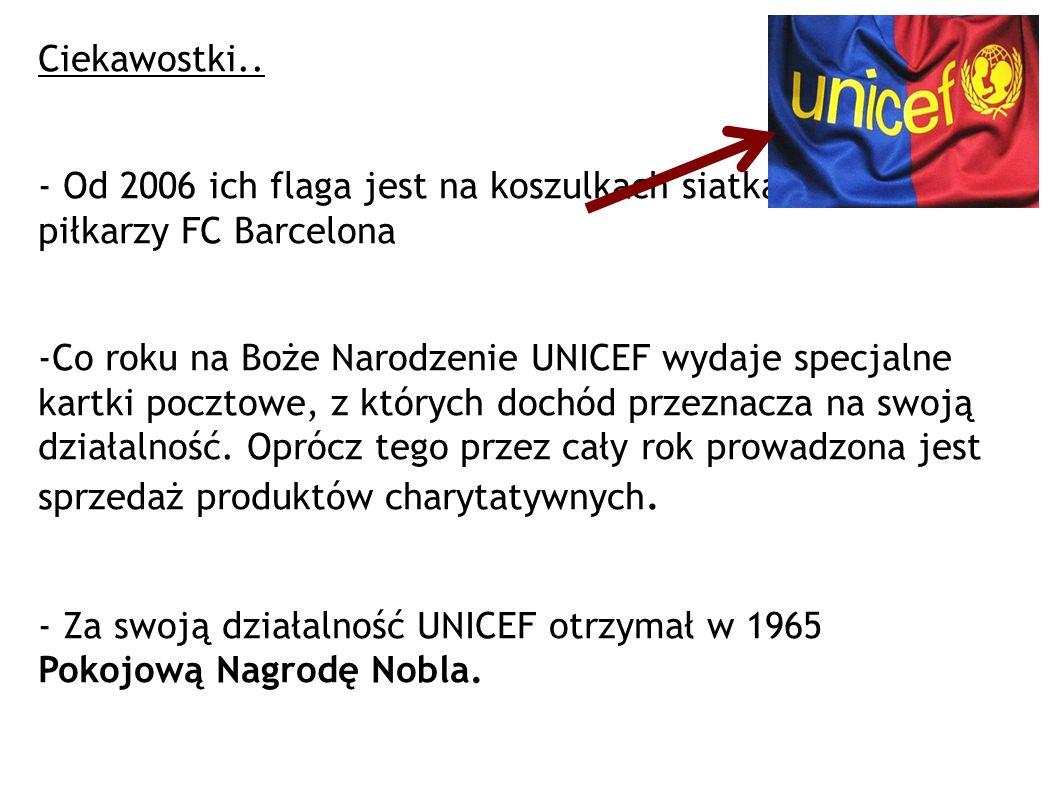 Ciekawostki.. - Od 2006 ich flaga jest na koszulkach siatkarek i piłkarzy FC Barcelona.