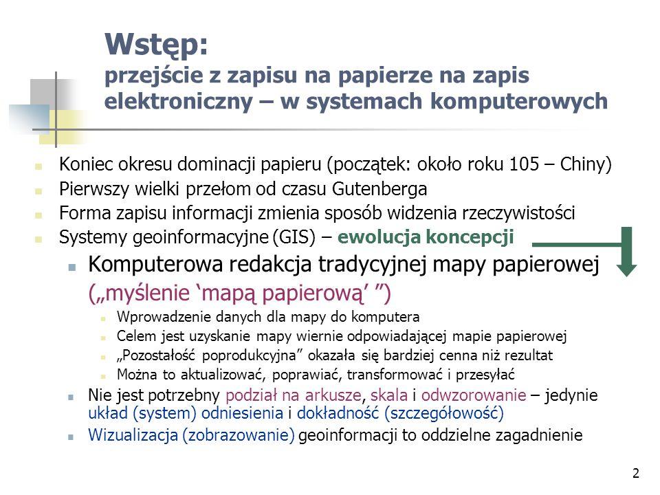 Wstęp: przejście z zapisu na papierze na zapis elektroniczny – w systemach komputerowych
