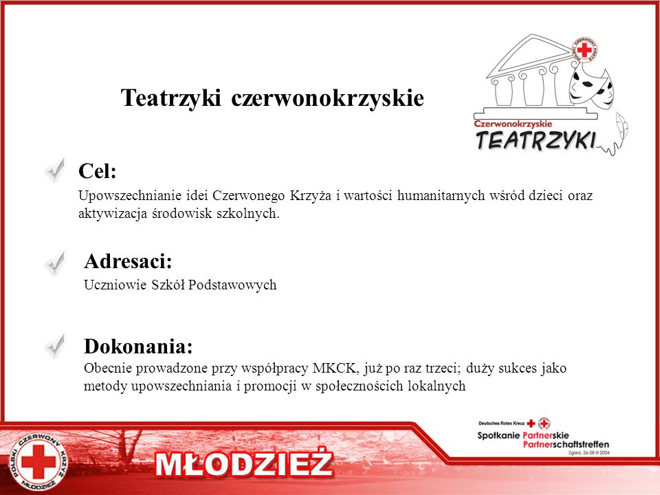 Teatrzyki czerwonokrzyskie