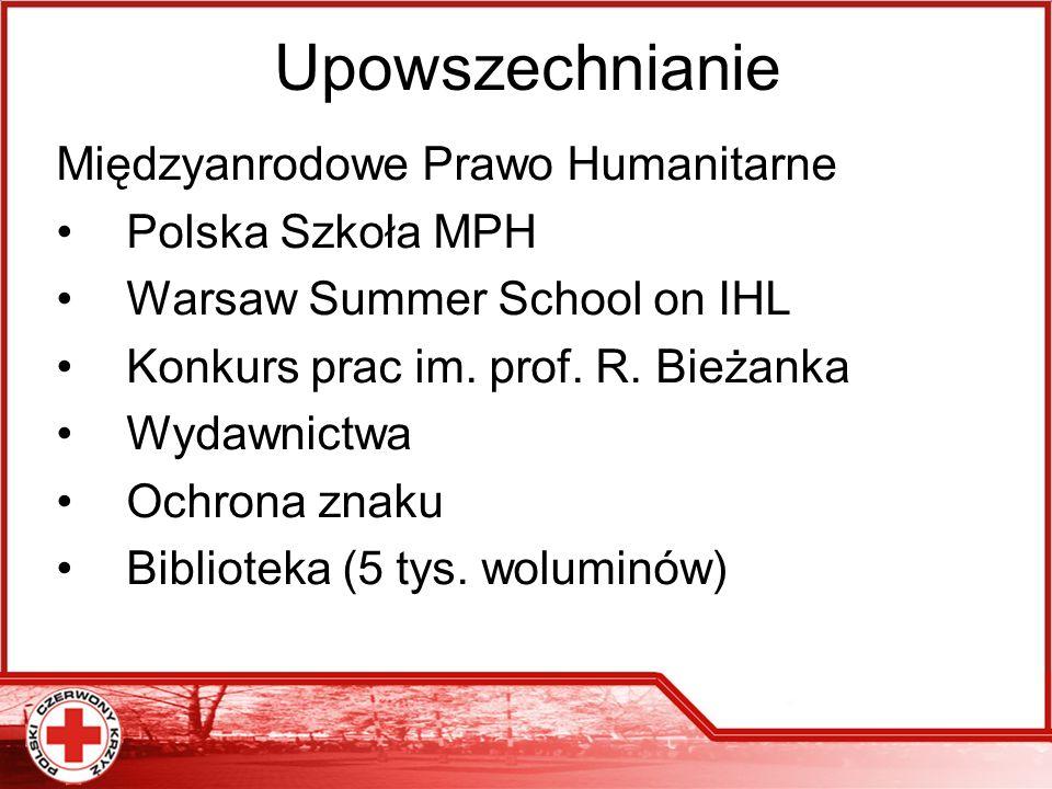Upowszechnianie Międzyanrodowe Prawo Humanitarne Polska Szkoła MPH