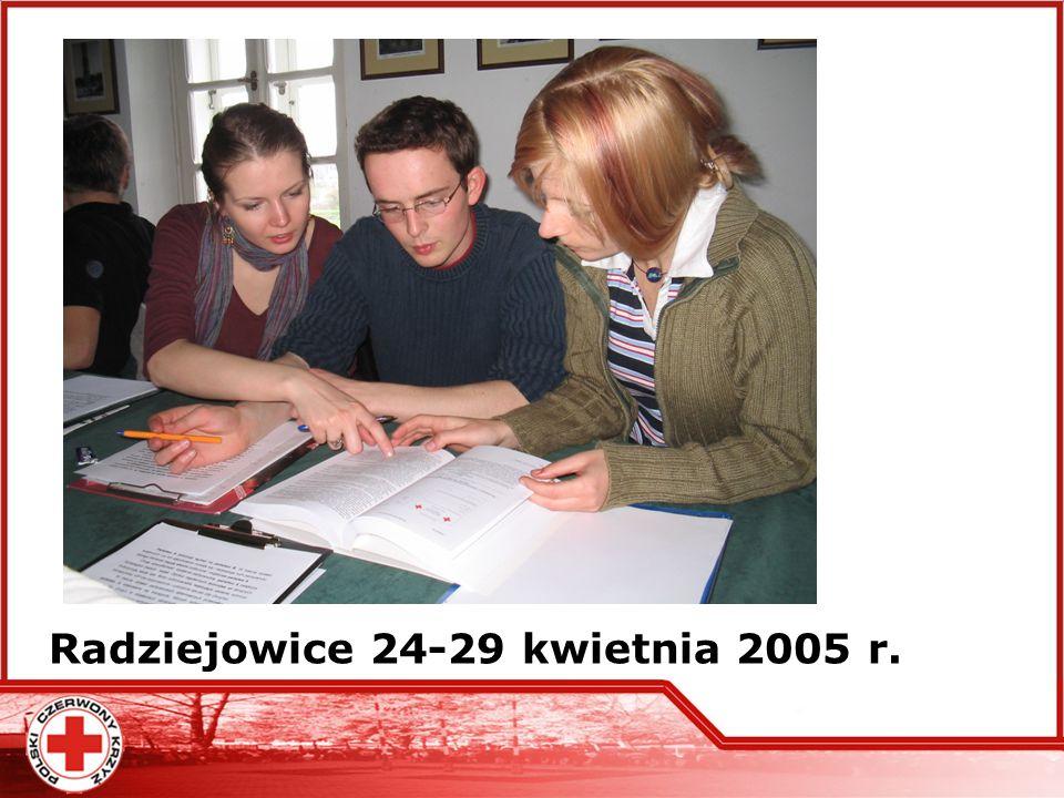 Radziejowice 24-29 kwietnia 2005 r.