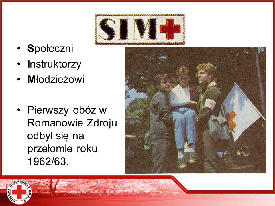 SIM Społeczni Instruktorzy Młodzieżowi