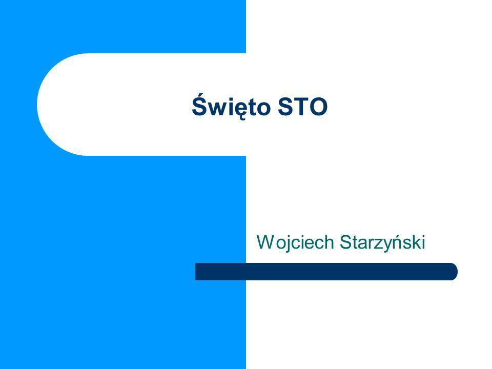 Święto STO Wojciech Starzyński