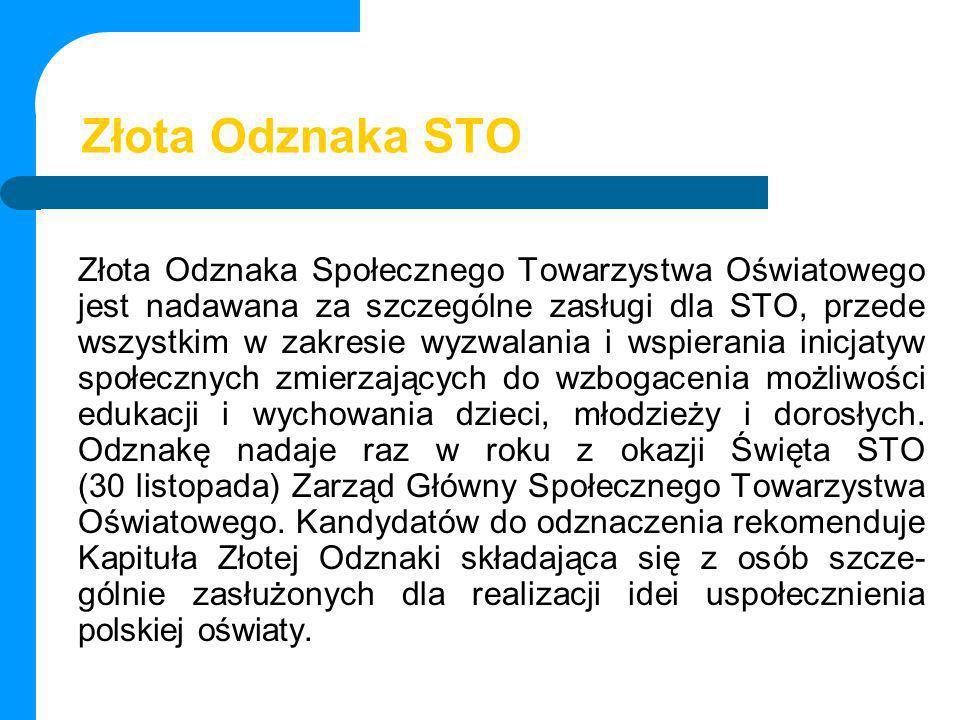 Złota Odznaka STO