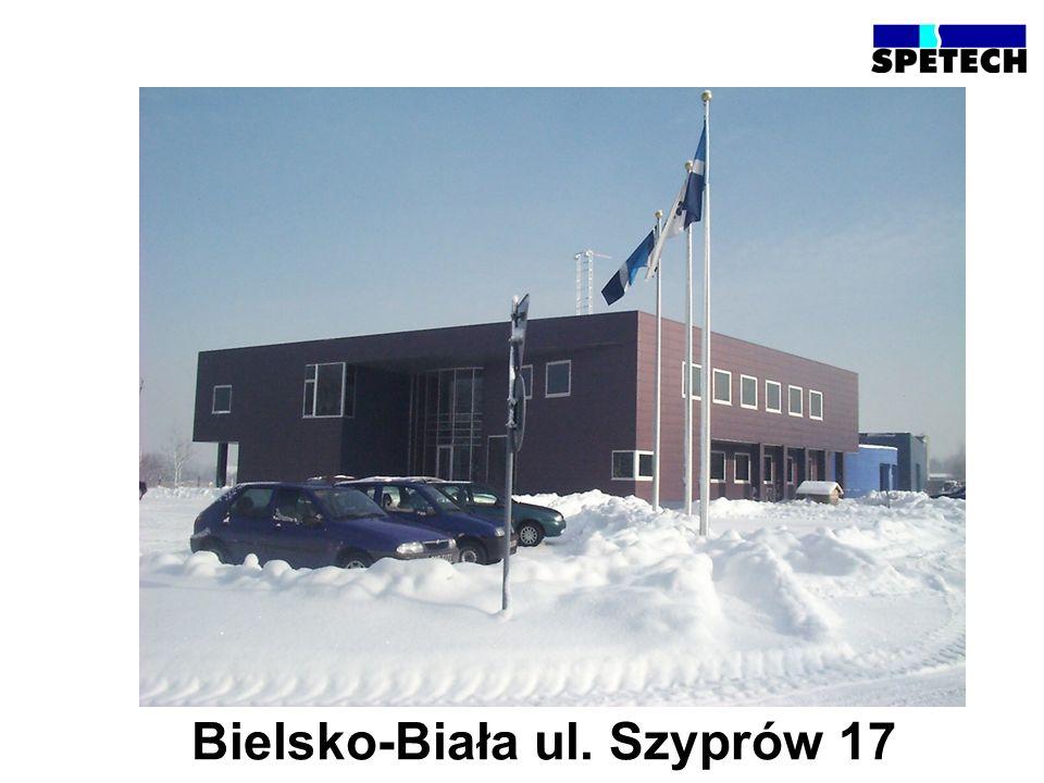 Bielsko-Biała ul. Szyprów 17