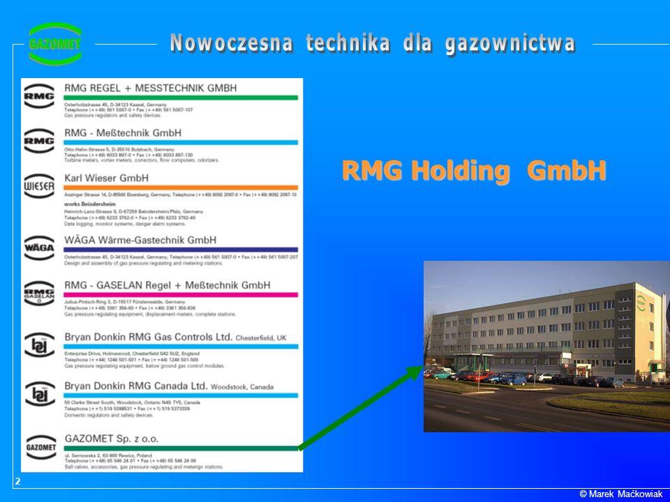 RMG Holding GmbH © Marek Maćkowiak