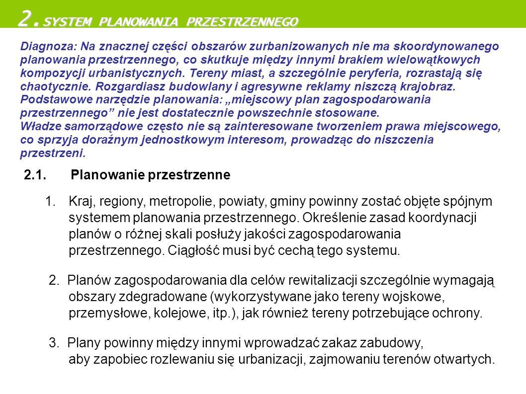 2.SYSTEM PLANOWANIA PRZESTRZENNEGO
