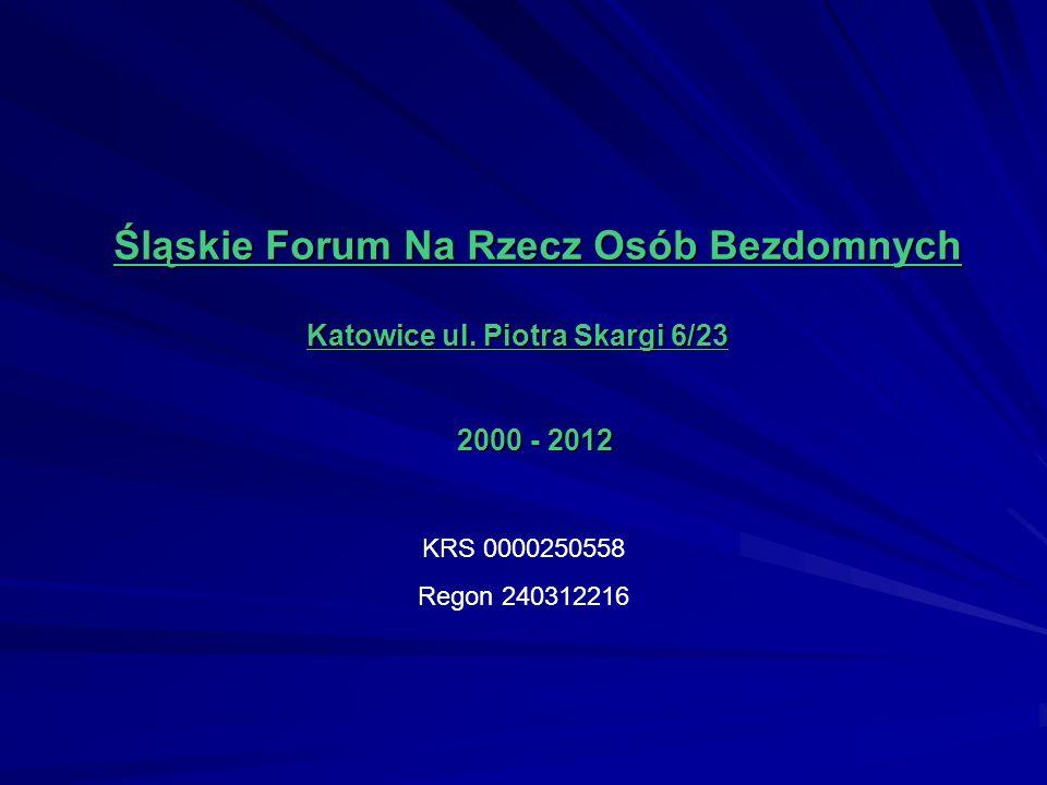 Śląskie Forum Na Rzecz Osób Bezdomnych