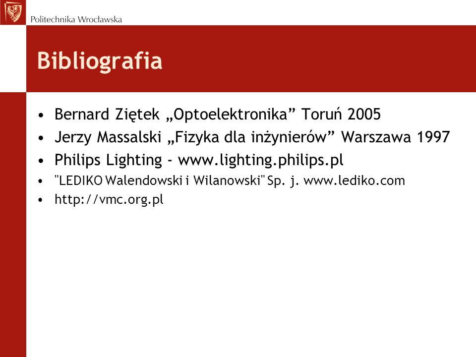 """Bibliografia Bernard Ziętek """"Optoelektronika Toruń 2005"""
