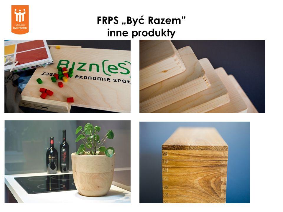 """FRPS """"Być Razem inne produkty"""