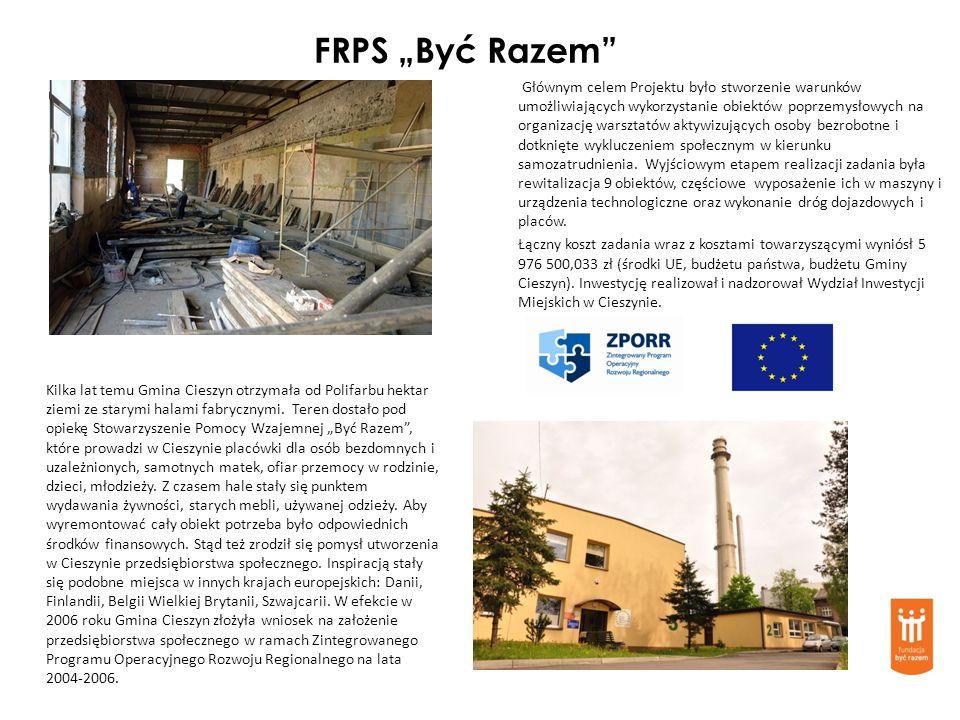 """FRPS """"Być Razem"""