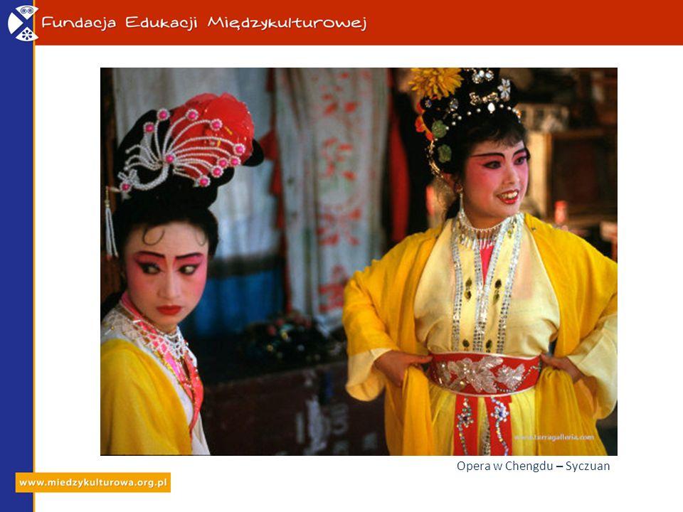 Opera w Chengdu – Syczuan