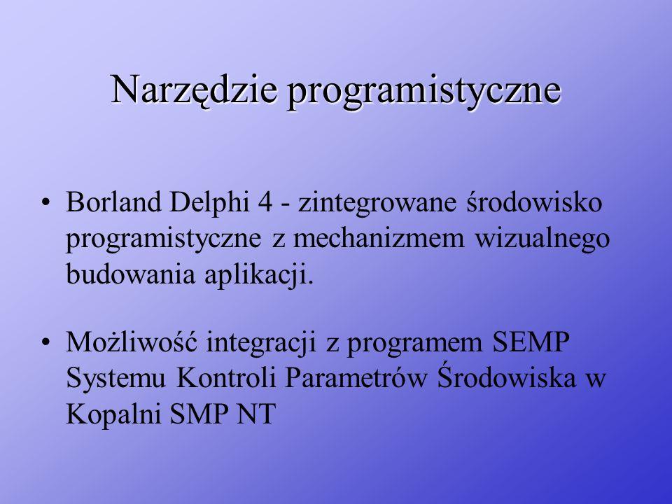 Narzędzie programistyczne