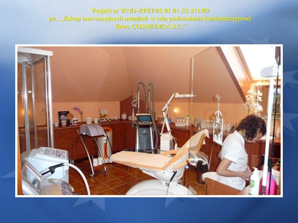 Projekt nr WND–RPZP. 01. 01. 01-32-211/09 pn